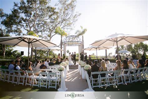newport beach marriott wedding albert  susan