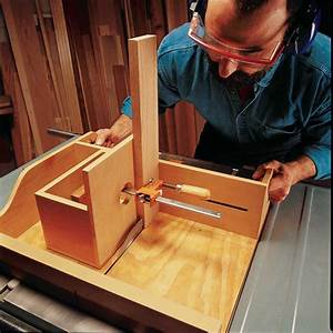 DIY Tenoning Jig Project: How to Make a Tablesaw Jig