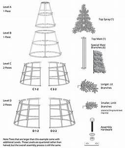 Giant Everest Tree Installation