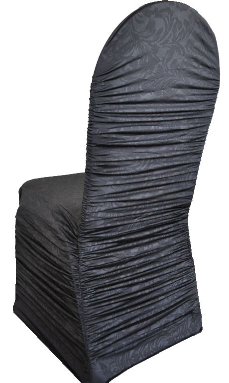 ruffle spandex banquet chair covers stretch chair cover