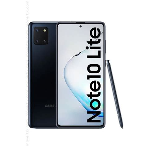 samsung galaxy note  lite specifications features price