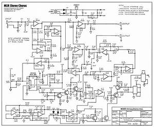 Diy Stereo Chorus Pedal