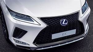 2020 Lexus Rx 350 And Rx 450hl Hybrid  U2013 7 Seater  Luxury