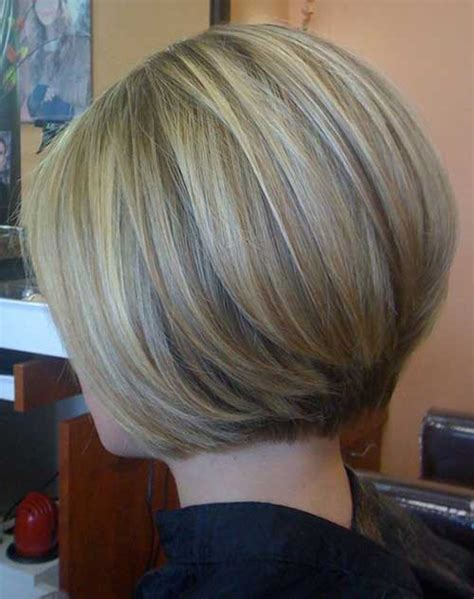 Casual Bob Haircuts for Chic Ladies   Short Hairstyles