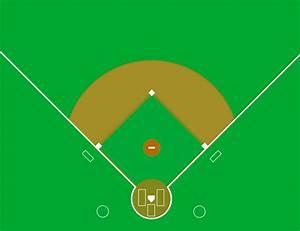 Baseball Field Positions Diagram  Baseball  Free Engine