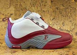 Reebok Answer IV – White – Red | Preorder - SneakerNews.com