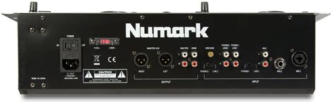 Numark Icdmix 3 Dual Mp3cd Performance System With