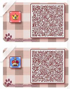 Pin by Anime Mama on Animal Crossing New Leaf QR Codes ...