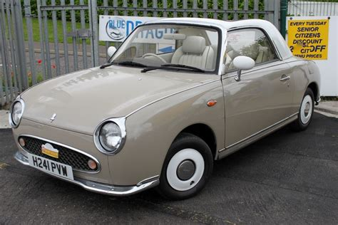 Used Brown Nissan Figaro for Sale | Essex