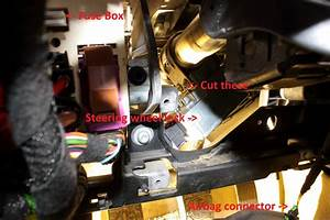 How To Fix Bodge The Steering Wheel Locking Mechanism Alfa