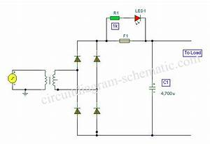 simple fuse monitor indicators circuit diagram world With fuse monitor circuit