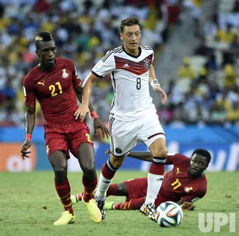 2014 FIFA World Cup Group G - Germany v Ghana - UPI.com