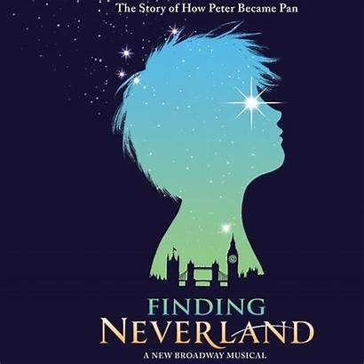 Neverland Finding Broadway Poster Musical