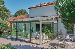 Modele De Veranda : v randa alu avantages et top 5 des fabricants ~ Premium-room.com Idées de Décoration
