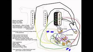Unique Wiring Diagram Active Pickups