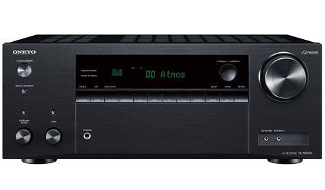 onkyo  channel network av receiver tx nr
