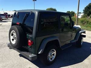 Buy Used 2001 Jeep Wrangler Sport 4 0 6 Cylinder 5 Speed