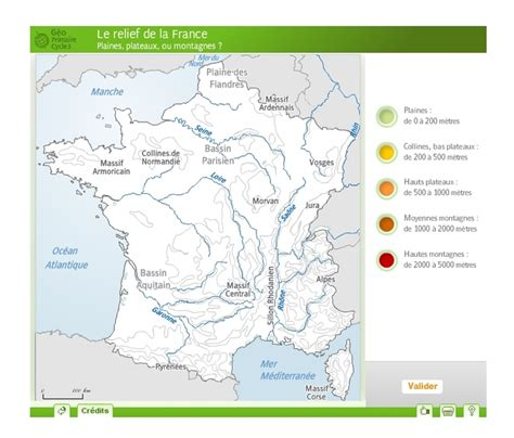 Carte Montagne Cycle 3 by 123 Best Images About G 233 Ographie Cycle 3 On