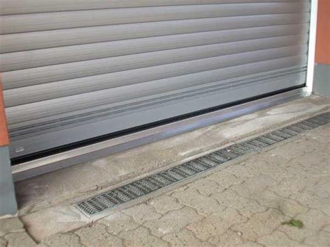 Garage Kantenschutz by Edelstahl Bodenschwelle Garage Kleinster Mobiler Gasgrill