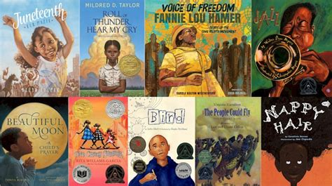 top  recommended african american childrens books