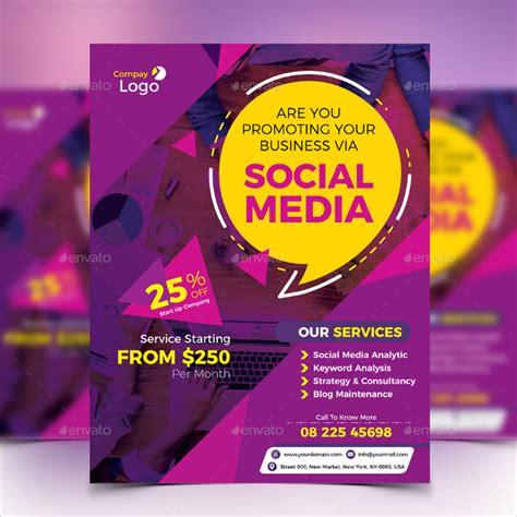 social media flyer templates  premium psd vector