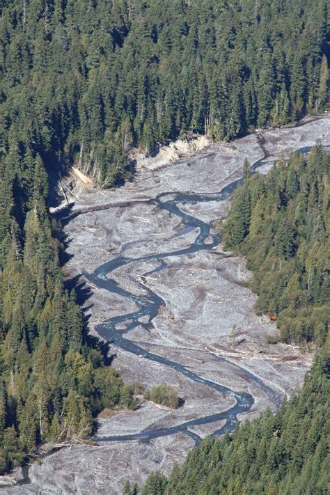 Landforms In The World Fluvial Landform ( 07braided