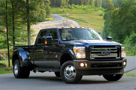2015 Ford F-350 Reviews And Rating
