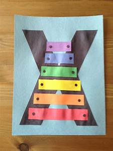1583 best images about alphabet art for kids on pinterest With letter art for kids
