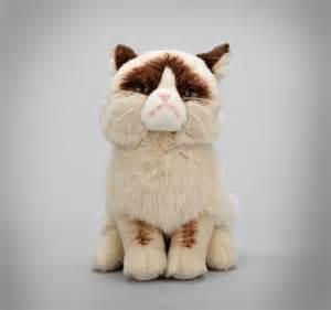 cat stuff grumpy cat stuffed animal