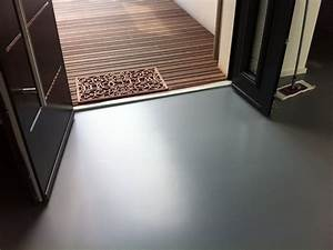 Resine Sol Autolissant : r sin artex entretien du sol r sine poxy ou ~ Premium-room.com Idées de Décoration