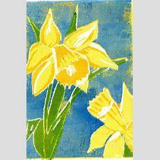 Osterglocken  Gelb, Frühling, Narzissen, Osterglocken Von