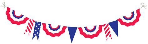 July 4 Clip 4th Of July Flag Clip Www Pixshark Images