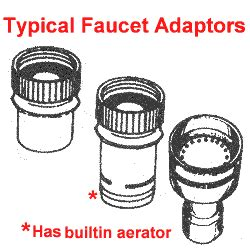 Maytag Portable Dishwasher Faucet Adapter Appliance411 Faq Repairing A Portable Dishwasher Unicouple