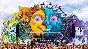 Top 5 Biggest Music Festivals - YouTube