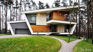 Unique and Modern House Designs