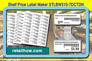 price label maker stlbw310 7dctdn free retailhow With free sticker label maker