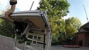 Aluprofile Wintergarten Selbstbau : marxing mftm multifunktionstisch bausatz mit anwendungsbeispielen youtube ~ Whattoseeinmadrid.com Haus und Dekorationen