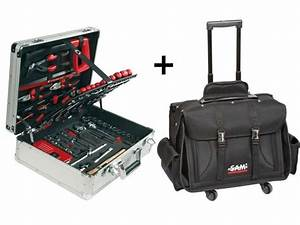 Valise à Outils : sam outillage valise s duction 145 outils 1 trolley d 39 intervention contact bati avenue ~ Melissatoandfro.com Idées de Décoration