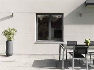 Fenetre Aluminium Gris Anthracite : pose de fen tre aluminium bois mixte sur rennes ~ Melissatoandfro.com Idées de Décoration