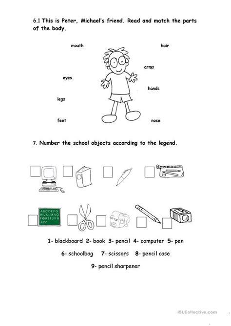 english evaluation test  grade english esl worksheets