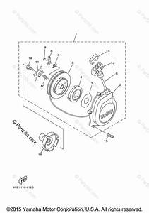 Yamaha Atv 2000 Oem Parts Diagram For Starter