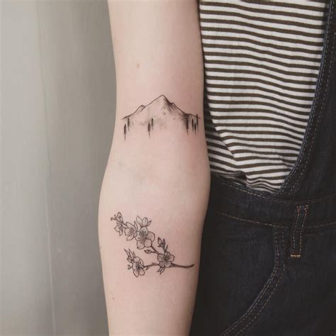 rainer  cherry blossoms tattoo people toronto