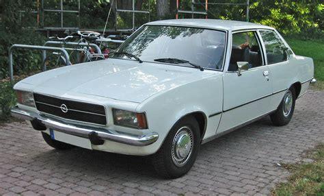 Opel Rekord by Opel Rekord Olympia P1