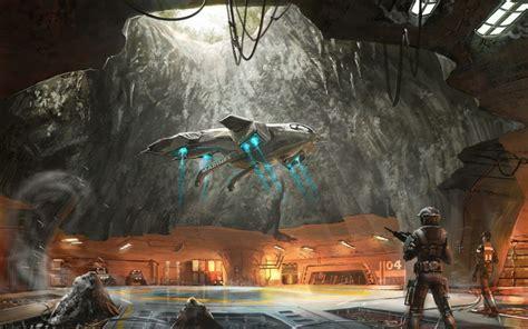 Halo 3 Sci Fi Spaceship Spacecraft Art Wallpaper