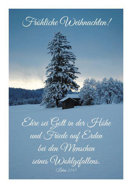 christliche weihnachtswuensche ehre sei gott klappkarte