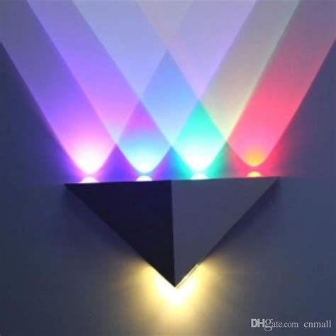led modern wall light indoor and up down spot sconces