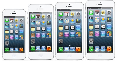 size of iphone 5s larger iphone 5s screen size rumors set to further delay
