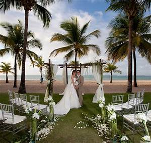 Experience an enchanted puerto rico beach wedding on isla for Puerto rico honeymoon packages