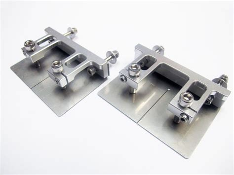 Rc Gas Boat Trim Tabs by Easy Ajustable Aluminum Trim Tabs Large Size Rc Boat