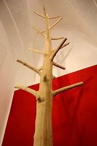 Baum Als Garderobe : garderobe baumstamm dekoration accessoires pinterest baumst mme garderoben und flure ~ Buech-reservation.com Haus und Dekorationen
